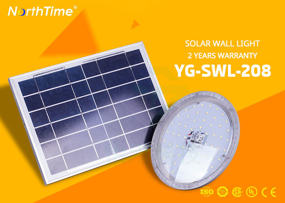 China El jardín solar civil del poder más elevado LED enciende 30W 3300LM, luces de la pared del panel solar distribuidor
